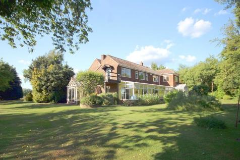 Astwick, Stotfold, SG5. 6 bedroom detached house for sale