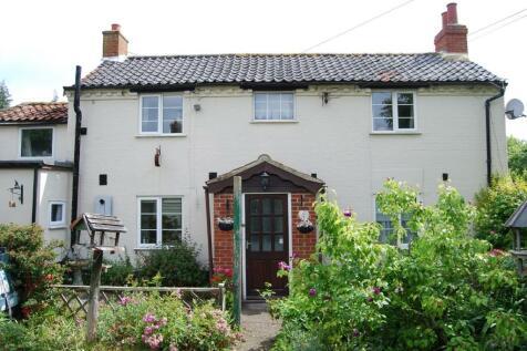 Back Street, Litcham, PE32. 2 bedroom cottage for sale