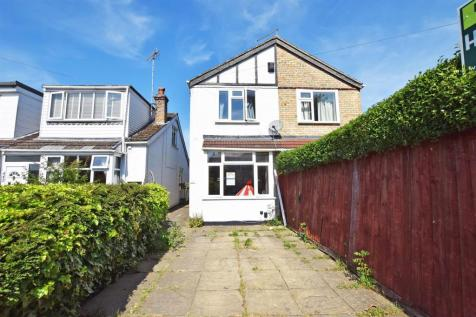 Maidstone Road, Gillingham. 2 bedroom semi-detached house
