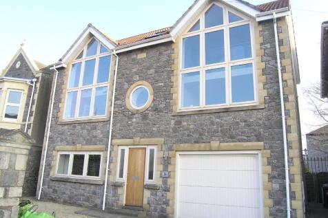 Quantock Road, Weston-super-Mare. 4 bedroom detached house for sale