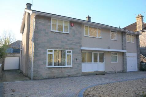 Clarence Road South, Weston-super-Mare. 5 bedroom detached house for sale