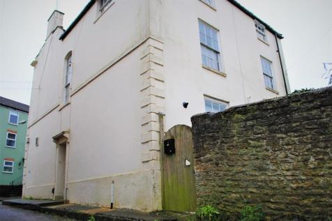 Catherine Street, Frome, Somerset, BA11. 1 bedroom apartment
