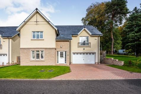 Tayview Drive, Liff, Dundee, DD2. 5 bedroom detached house for sale