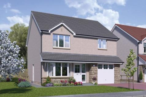 Silver Glen, Alva, Clackmannanshire, FK12. 4 bedroom detached house for sale