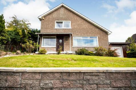 Ogilvie Road, Stirling, Stirlingshire, FK8. 4 bedroom detached house