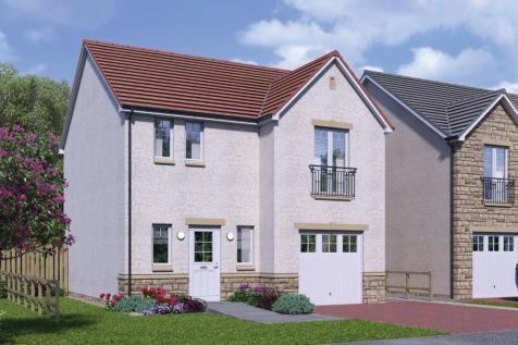 Silver Glen, Alva, Clackmannanshire, FK12. 3 bedroom detached house for sale