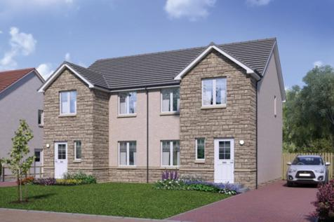 The Arrochar, Silver Glen, Alva, Clackmannanshire, FK12. 3 bedroom semi-detached house for sale