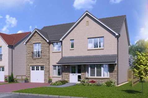 The Galloway, Silver Glen, Alva, FK12. 5 bedroom detached house for sale