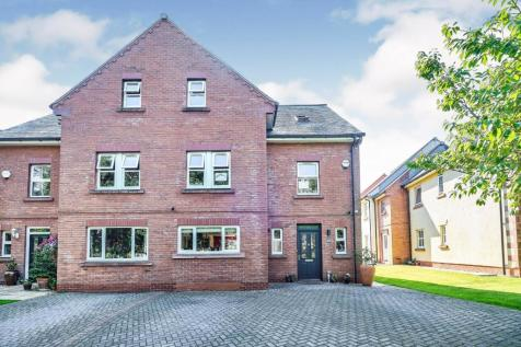 Chapel Brow, Carlisle, Cumbria, CA1. 4 bedroom semi-detached house for sale