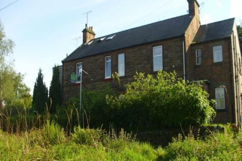Park View Back Road, Locharbriggs, Dumfries, DG1. 3 bedroom flat