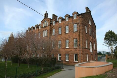 Mount St Michael, Dumfries, DG1. 2 bedroom flat