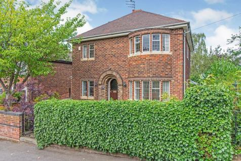 Rectory Gardens, Doncaster, DN1. 4 bedroom detached house
