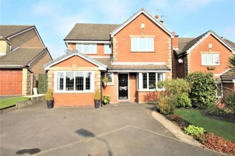 Brooksbottoms Close, Ramsbottom, Bury, BL0. 4 bedroom detached house