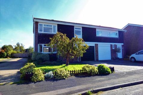 Anzac Close, Stubbington, Fareham. 4 bedroom semi-detached house for sale