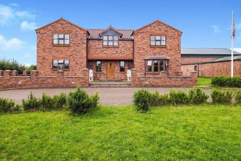 Wysall Lane, Keyworth, Nottingham, NG12. 4 bedroom detached house for sale