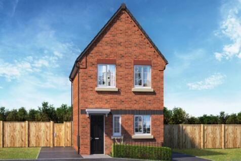 Lyme Gardens Commercial Road, Hanley, Stoke-On-Trent, ST1. 3 bedroom detached house