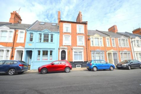 Colwyn Road, The Mounts, Northampton, NN1. 5 bedroom terraced house for sale