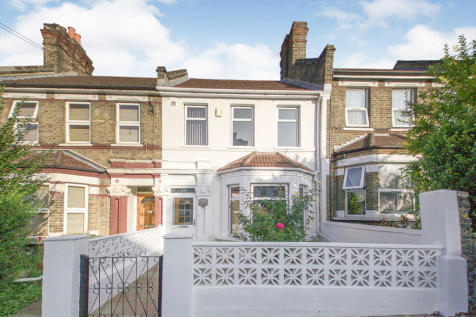 Griffin Road, London, SE18. 4 bedroom terraced house for sale