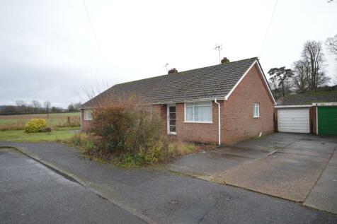 Oxenden Way, Barham, Canterbury, Kent, CT4. 2 bedroom bungalow