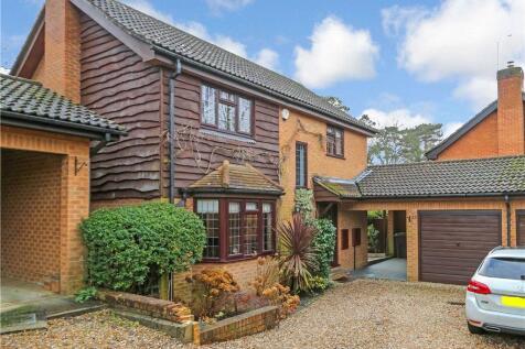 Bossington Close, Rownhams, Southampton, Hampshire. 4 bedroom detached house