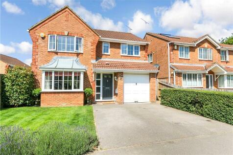 Cranmer Drive, Nursling, Southampton, Hampshire. 4 bedroom detached house