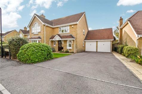 Atherley Court, Southampton, Hampshire. 4 bedroom detached house