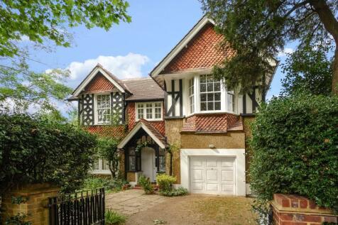 Sheridan Road, Merton Park, SW19. 5 bedroom property for sale