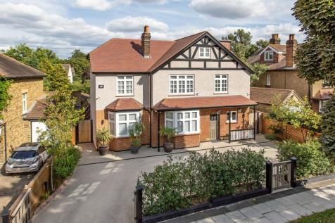 Mostyn Road, Merton Park, SW19. 6 bedroom detached house
