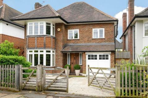Copse Hill, London, London, SW20. 4 bedroom detached house for sale