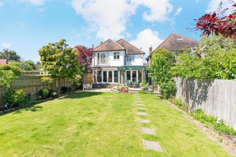 Coombe Gardens, London, SW20. 5 bedroom detached house
