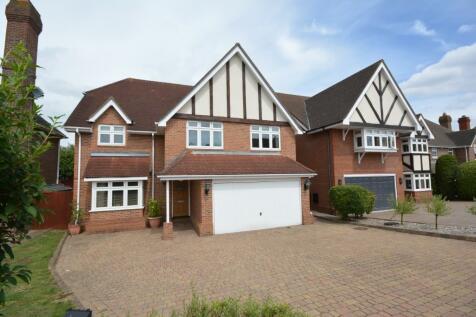 Brindles, Emerson Park, Hornchurch, London, RM11. 5 bedroom detached house
