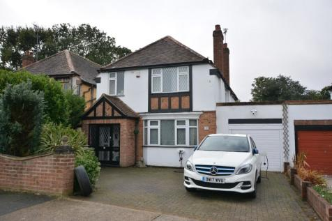 Nelmes Crescent, Emerson Park, Hornchurch, London, RM11. 4 bedroom detached house for sale