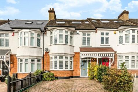 The Drive, Beckenham. 4 bedroom terraced house for sale