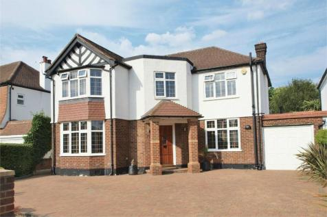 Elwill Way, Park Langley, Beckenham, Kent. 4 bedroom detached house for sale