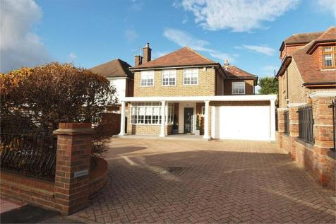 Hayes Lane, Beckenham, Kent. 4 bedroom detached house for sale