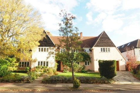 Whitecroft Way, Park Langley, Beckenham. 7 bedroom detached house for sale