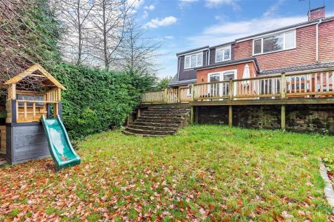 Fermor Way, Crowborough, East Sussex. 4 bedroom semi-detached house for sale