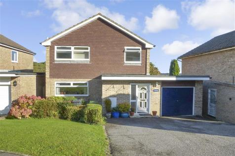 Rochester Way, Crowborough, East Sussex. 4 bedroom detached house for sale