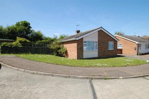 Browning Road, Braintree, Essex. 2 bedroom detached bungalow