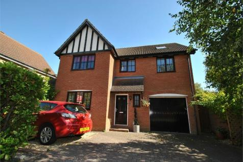 Framlingham Way, Great Notley, Braintree, Essex. 5 bedroom detached house