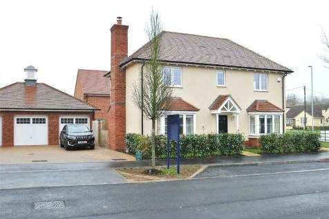 Crab Apple Drive, Notley Grange, Black Notley, Essex. 4 bedroom detached house