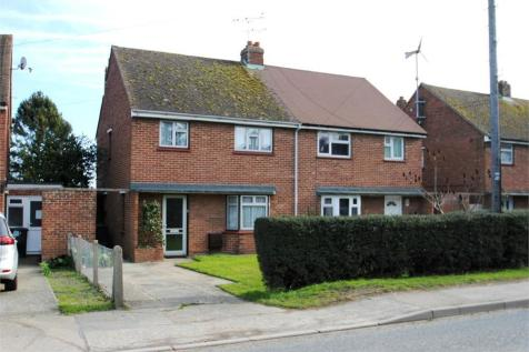 Boars Tye Road, Silver End, Witham, Essex. 3 bedroom semi-detached house