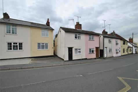 Church Street, Bocking, Braintree, Essex. 2 bedroom cottage