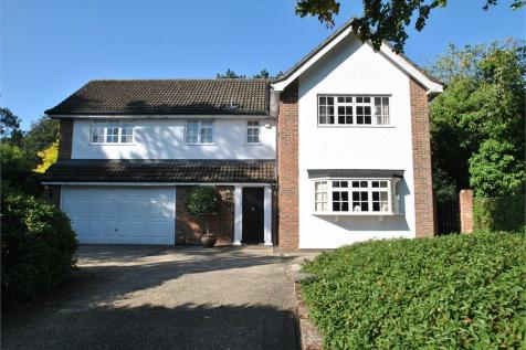 1 Courtauld Road, BRAINTREE, Essex. 4 bedroom detached house