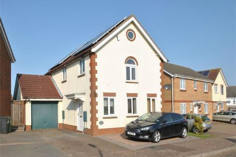 Bridport Way, BRAINTREE, Essex. 3 bedroom detached house