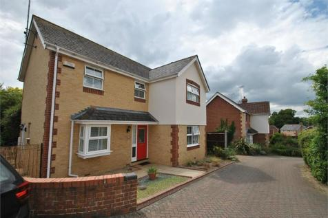 18 Sedgefield Way, BRAINTREE, Essex. 4 bedroom detached house