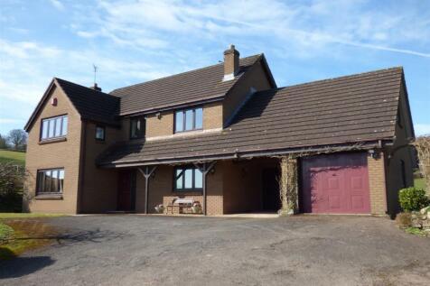 Bellmont House, Llangwm, Usk. 3 bedroom detached house