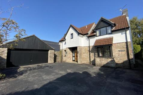 Ditch Hill Lane, Shirenewton, Chepstow. 3 bedroom detached house