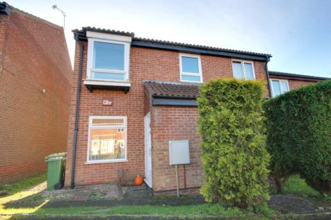 Clanfield  Arle Close  Unfurnished. 2 bedroom ground floor flat